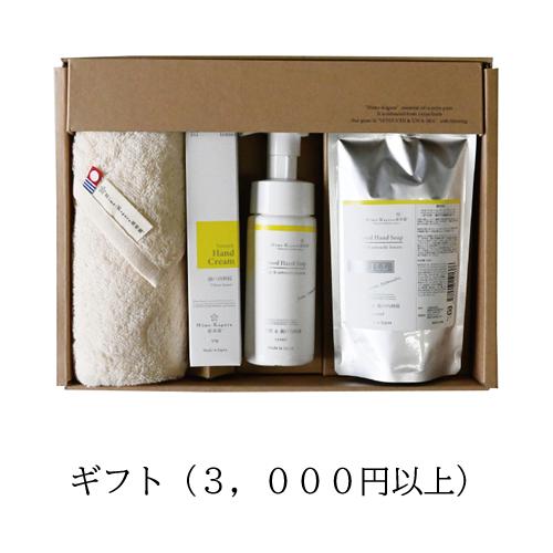 ギフト3000円以上